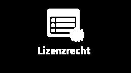 Lizenzrechtsberatung der Rechtsanwälte GrünLaw