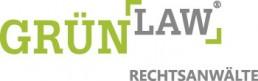GrünLaw Rechtsanwälte Logo