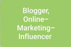 Blogger, Online-Marketing-Influencer