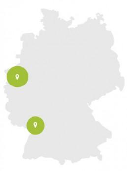GrünLaw Rechtsanwälte Standorte
